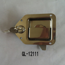 Flush Mount Key-Locking Grab Eingelassenes Paddelschloss