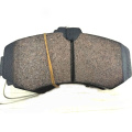 auto brake system brake pad supplier eco-friendly brake backing plate for car without copper
