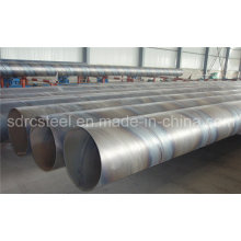 Spiral Pipe for Oil and Gas Delivery