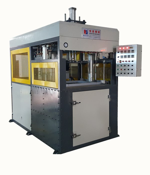 Big Automatic Vacuum Forming Machine