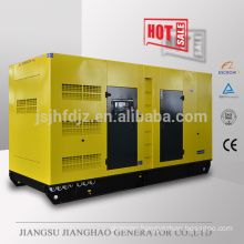60hz 600kva electric power generator for sale with volvo engine 600kva generator price