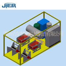 Non woven fabric and mask machine production machine