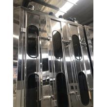 Máquina de lavar e secar vidro para revestimento