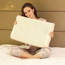 Hot Sell Contour Latex Pillow of Custom Size for Home Futuretion