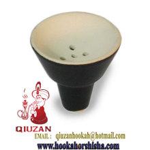 Hot Sale Medium Shisha Accessory Hookah Ceramic Head Hookah Bowl