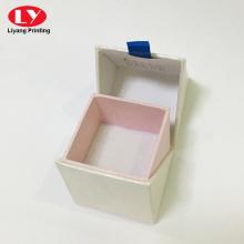 Customized engagement (wedding)ring gift box