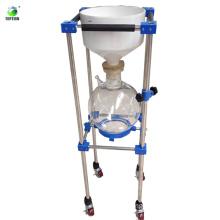 TOPTCL-10L Lab /mini industrial Equipment Glass Filter