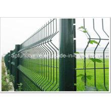 Горячеоцинкованный забор из стальной проволочной сетки