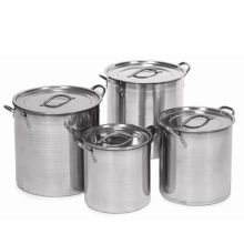 Amazon Vendor Deep Large Casserole Cook Stockpot Soup Stew Pots