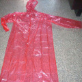 Billiga Disposable PE Raincoat i boll