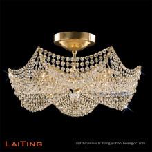 Lumière d'intérieur décorative d'intérieur de maison de lustre en cristal élégante d'intérieur / lustre