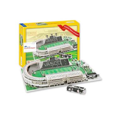 Игрушки DIY 168PCS 3D Puzzle стадион с сертификацией En71