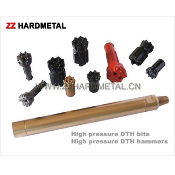 DTH Hammer and Button Bits