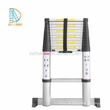 2-stufige, klappbare Stehleiter aus Stahl, hergestellt in China