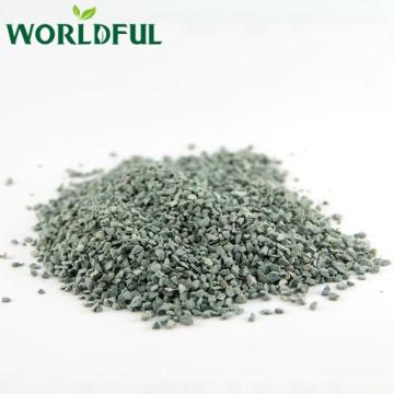 2018 venta caliente mejor calidad zeolita verde clinoptilolita, roca de zeolita natural para la acuicultura