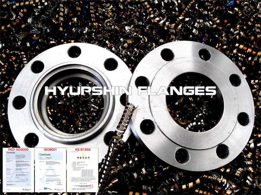 Hyupshin Flanges 20k Slip On Hub