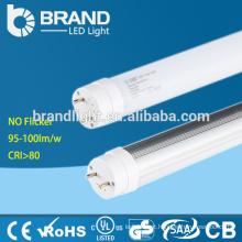 Alta qualidade alta luminosidade 18W Dimmable LED Tubo luz T8