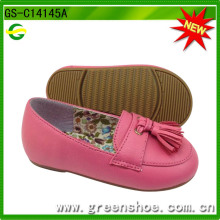 Hot Sell New Design Baby Girl Chaussures pour enfants
