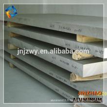 5082 5754 assiettes en aluminium H14 H22 utilisé dans le bâtiment