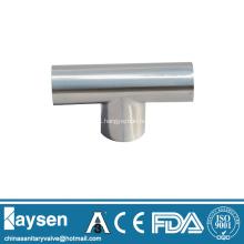 Encaixes de tubulação soldados ISO1127 sanitários do T
