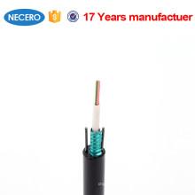 2 4 8 12 24 48 96 Сердечник Одномодовый мультимодовый Оптический оптоволоконный кабель для наружного монтажа
