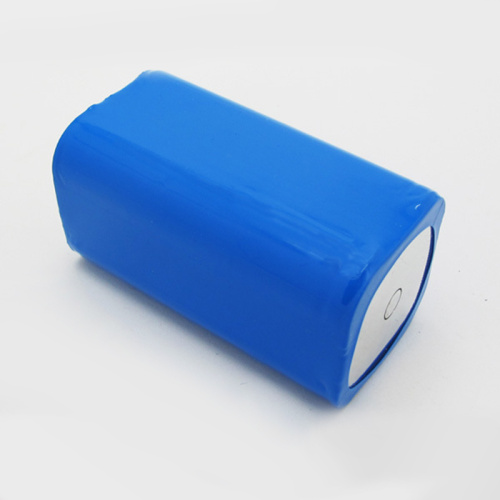 Batterie Li-ion rechargeable 18650 1S4P 3.7V 9600mAh