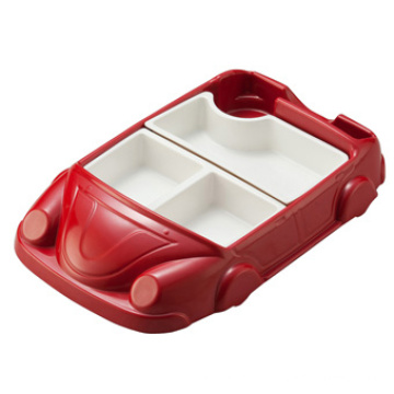 100% Melamin Geschirr - Kinder Serie Kinder Auto Geschirr / (QQ19903s) Kinder Geschirr