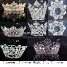 Crown produtos de lazer coroa coroa real, forma da coroa
