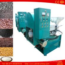 Hot Sales 6yl-80 Automatic Price Peanut Máquina de óleo de amendoim