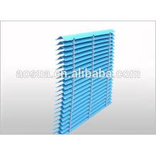 Blauer Kühlturm Drift Eliminator mit bestem Preis
