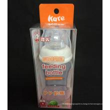 Фабрика изготовленная на заказ коробка PVC PVC / PP / PET пластичная для паковать подарка (напечатанная коробка)