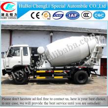 6CBM Caminhão pequeno do misturador de concreto para a venda quente
