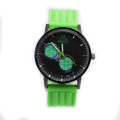 Waterproof Silicone Rubber Bracelet Watch