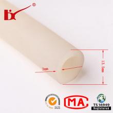 Mangueira de silicone flexível de novos produtos personalizados