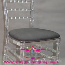 High Density polyester Seat Pad, Hard Cushion for chiavari chair