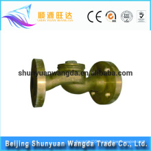 Factory Made Cheap Eco-friendly Quality-Assured marine brass check butterfly valve