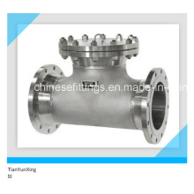 JIS Flanged T Type Stainless Steel Strainer