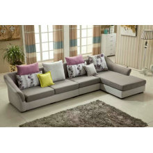 Simple Design Living Room Fabric Sofa (802B)