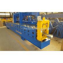 Machine galvanisée et en aluminium de gouttière en acier de couleur