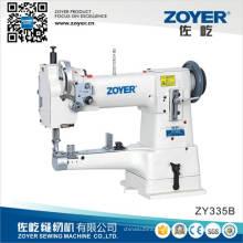 Zy335b одной иглы цилиндра кровати большой крюк Сверхмощный швейная машина