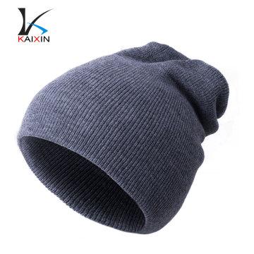 Wholesale Custom Reversible Beanie Hat