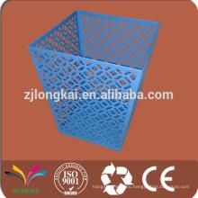 Металлической проволоки сетки реклама бытовых корзины корзины для мусора