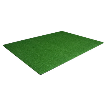 Mini tapis en caoutchouc de golf en gazon artificiel à base de caoutchouc