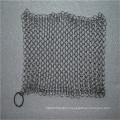 SSchainmail scrubber cleaning sponge machines aluminium household products