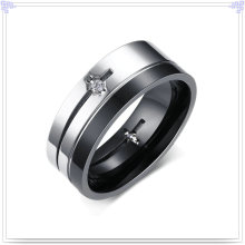 Fashion Jewelry Stainless Steel Jewellery Finger Ring (SR779)