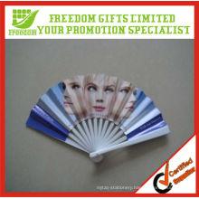 Most Popular Promotional Hand Folding Paper Fan