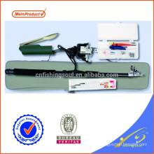 FDSF469 weihai aparejos de pesca conjunto de barra de pesca combo barato