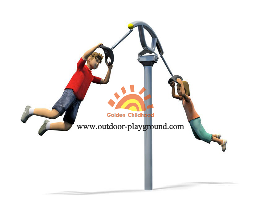 Children S Outdoor Dynamic Playground Equipment