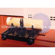 Scierie circulaire horizontale à chariot automatique