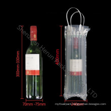 Hot Saling Air Inflatable Column Bag for Red Wine